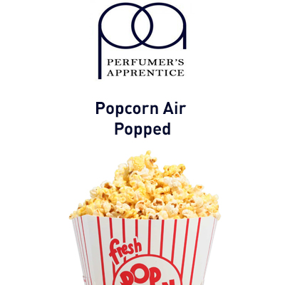 Popcorn Air Popped (TPA)